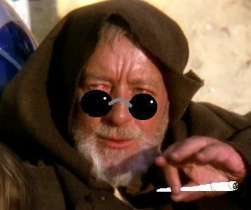 Old Hippie Kenobi
