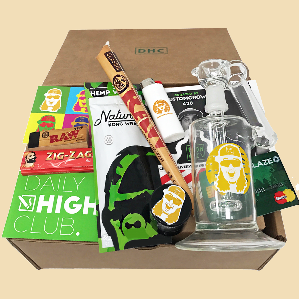 Daily High Club Box April 2017